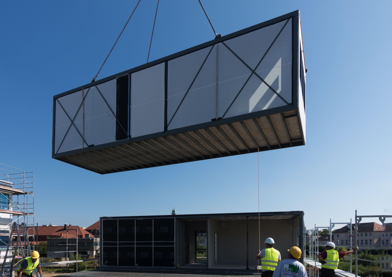 Wundervoll Conhouse Sammlung Von Neue Vdi/bv-bs-richtlinie Zum Modularen Und Seriellen Bauen