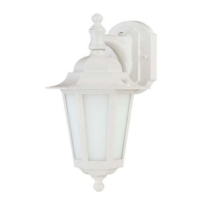 Mayer 1 Bulb Outdoor Wall Lantern With Dusk To Dawn Wall Lantern Outdoor Wall Lantern Wall Lights