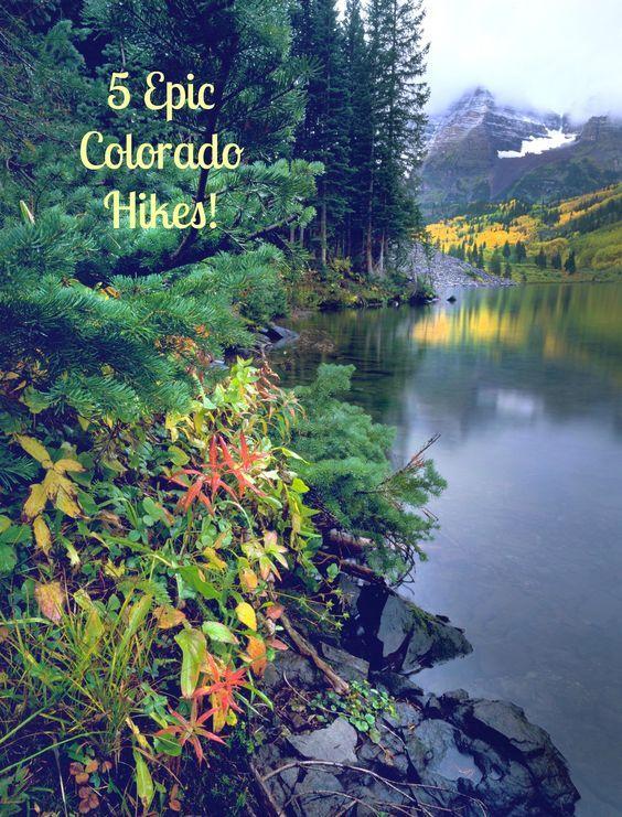 5 Amazing Hikes in Colorado