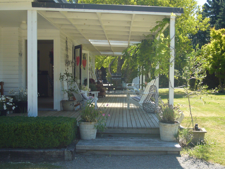 Perfect Aahh I Love A Verandah...My Lovely Verandah At Birch Wood Cottage