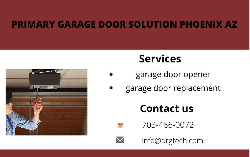 Pin On Garage Door Service