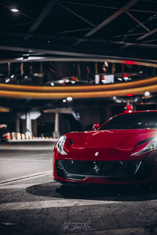 Ferrari 812 Superfast Ferrari Luxury Cars Best Luxury Cars