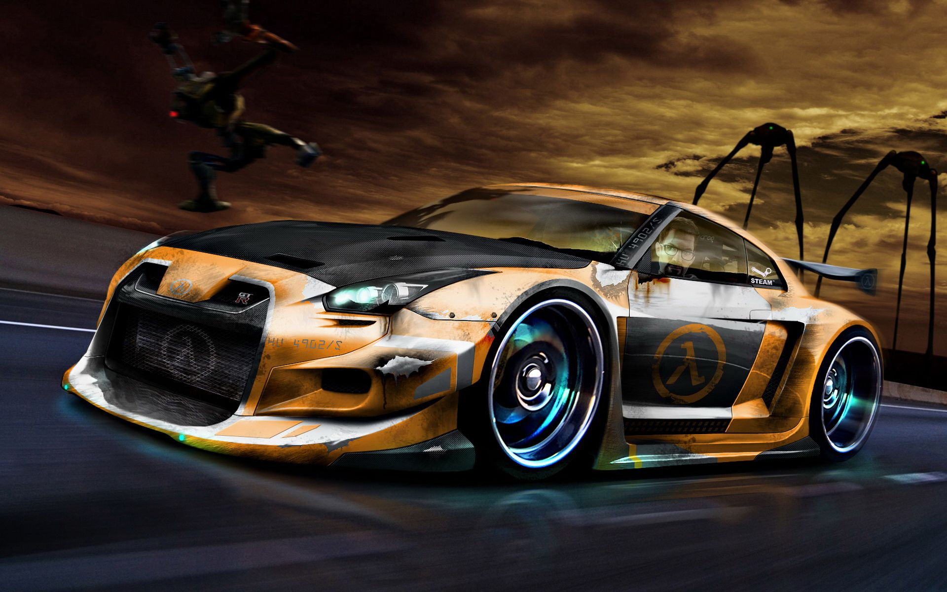 Amazing Street Racing Car Pics | Cool Sports Car Wallpaper Auto Desktop Background