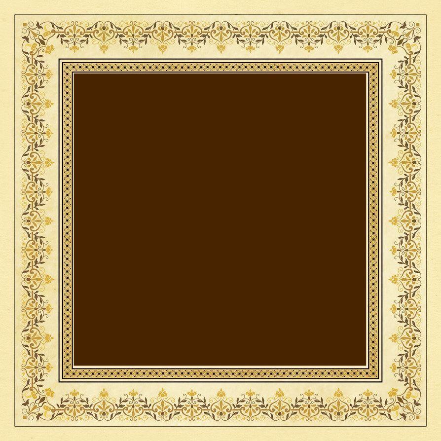 خلفيات صور فارغة للكتابة Frame Border Design Floral Background Frame Background