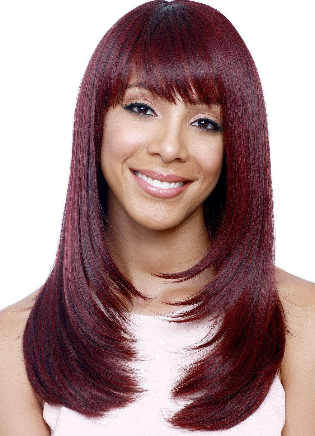 Bobbi Boss Boss Wig Synthetic Series M853 Floella Hair Wigs