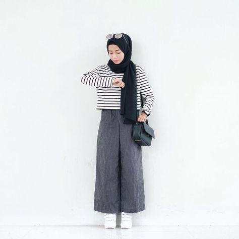 48 ideas style hijab kulot jeans
