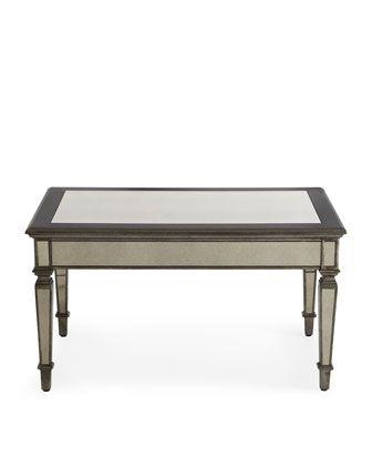 Hailey Mirrored Coffee Table