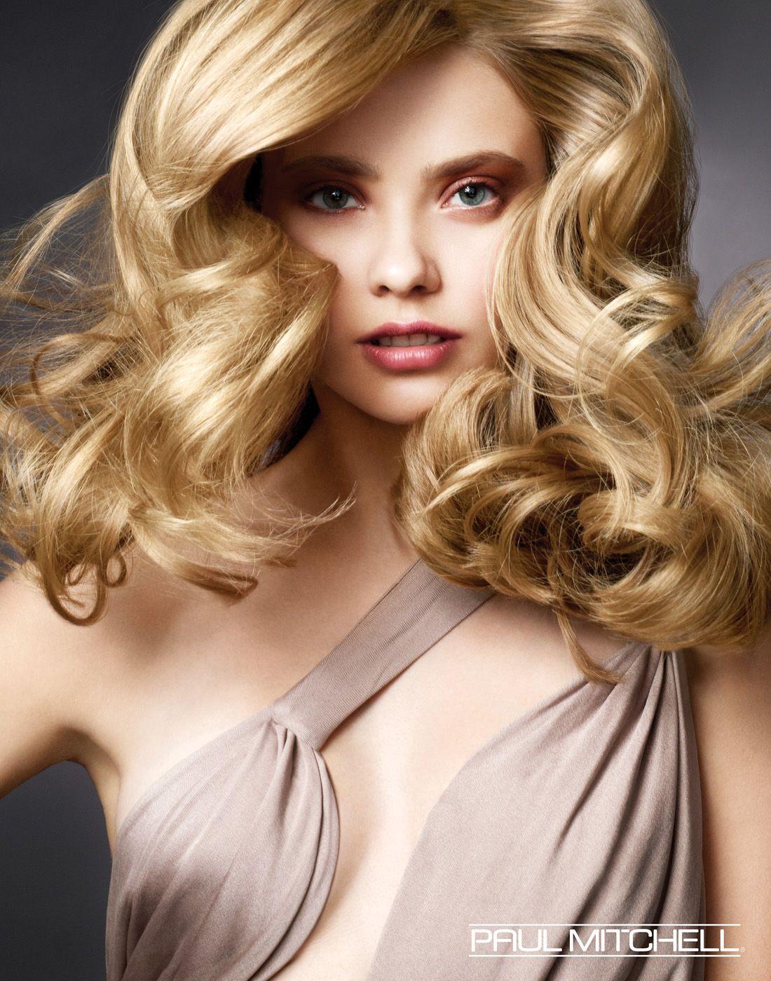 paul mitchell Google Search Blonde hair makeup