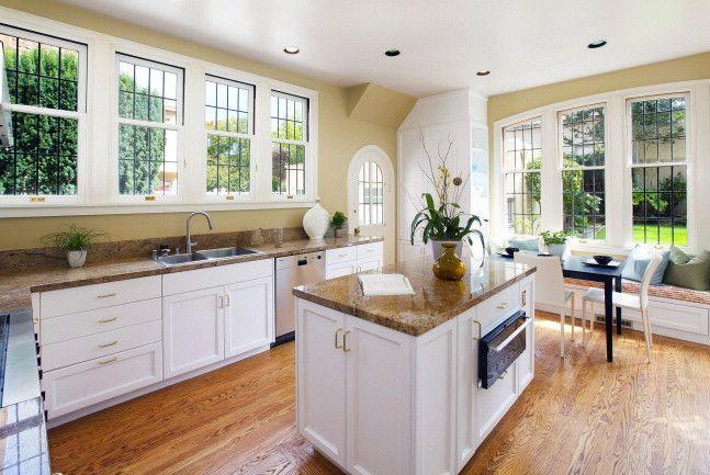 Stunning kitchen. San Francisco, Ca. Photo: Reflex Imaging.