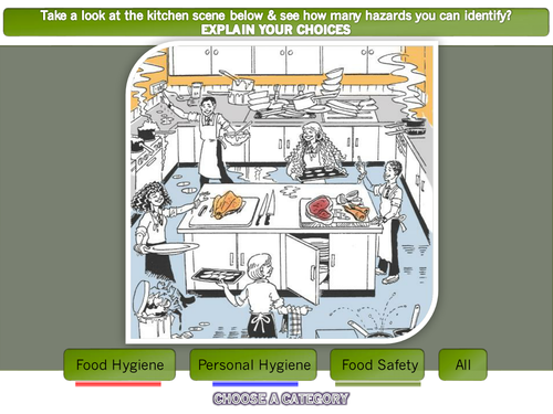 Food Hygiene Safety Powerpoint Food Safety