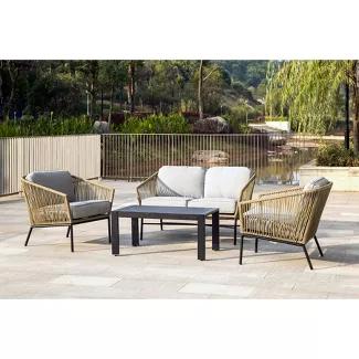 Target Patio Furniture Conversation Sets