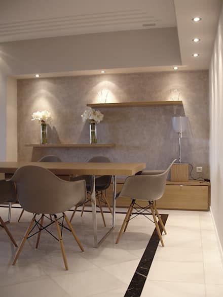 Salle à manger images, idées et décoration Architecture board and - salle a manger design moderne