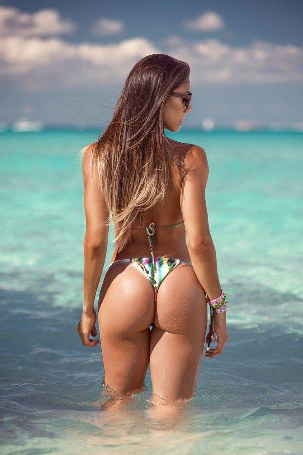 Brazilian bikinis it is all about the butt