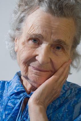 Working w/the elderly.