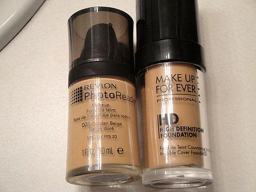 Makeup Forever HD Foundation Dupe/Revlon Photo Ready