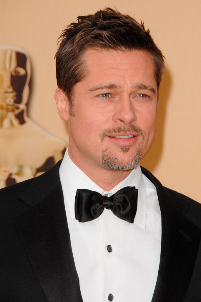 Atrevido y bonito brad pitt peinados Galería De Tutoriales De Color De Pelo - Las 50 caras de Brad Pitt | Peinados de novia, Brad pitt ...