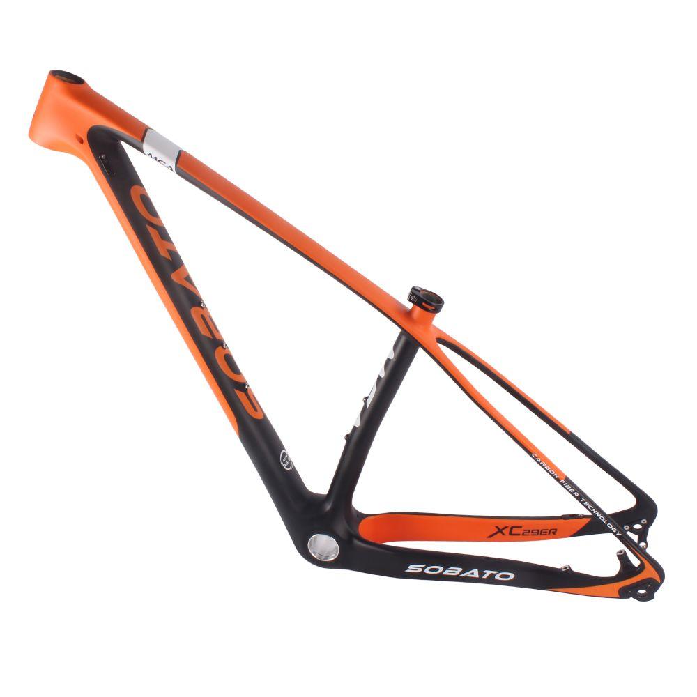 2016 new design mtb bikes carbon frame 29er hard tail carbon framemountain bike frame high quality toray carbon fiber bicycle frame pinterest fiber - Mtb Frames