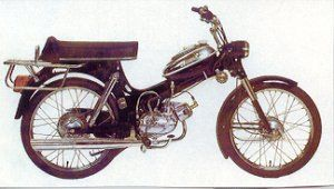 I loved my PUCH MS 50... :-)