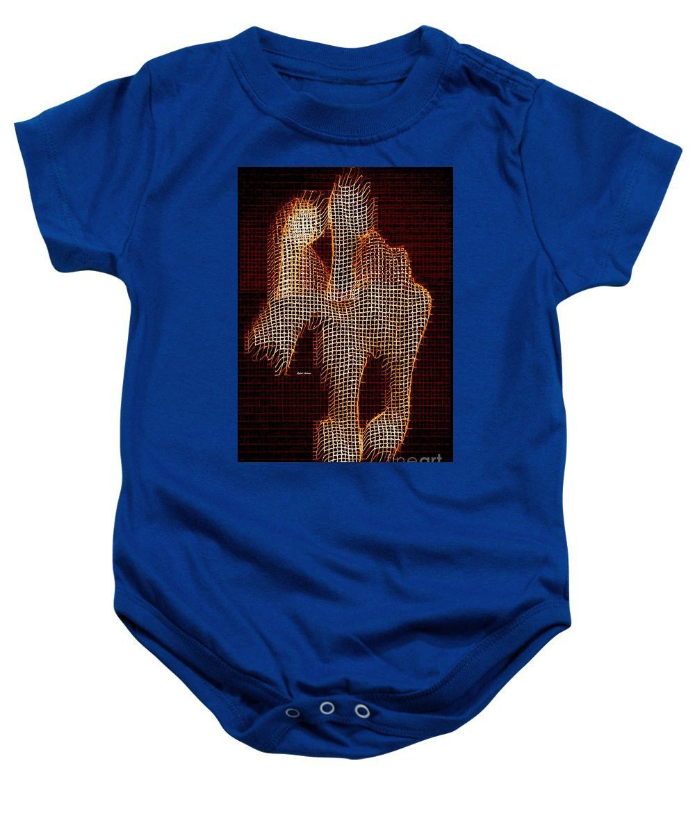 Baby Onesie - Abstract Horse