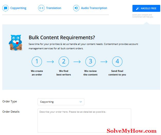 ContentMart Review 2017: Best Online Content Marketplace http://www.solvemyhow.com/2017/01/contentmart-review.html #contentmart #content #writing
