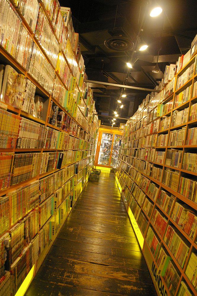 Anime shopping in Japan Shibuya Mandarake «