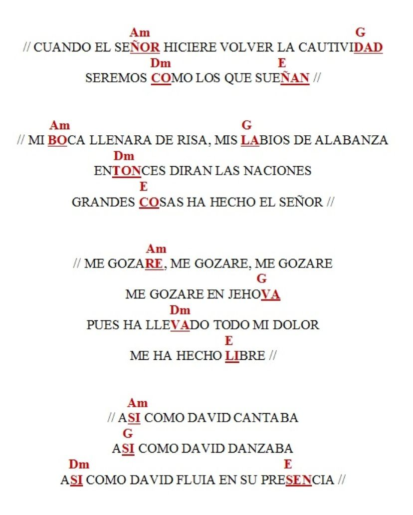 Do Re Mi Lyrics Sheet Music: Pin By Rosa Enid Cruz Roque On Musica Cristiana Escrita In