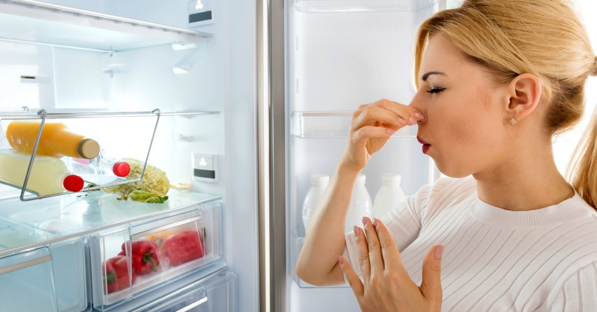 How to Remove Bad Fridge Odor and Smells like a ...