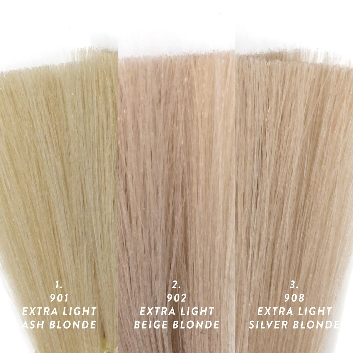 In The Business Of Platinum Blondes Ours Come In 3 Flavours