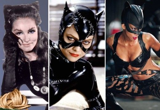 Make Your Own Catwoman Costume Diy Halloween Costume Ideas