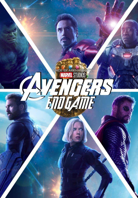 avengers: endgame film complet streaming en ligne in hd-720p video
