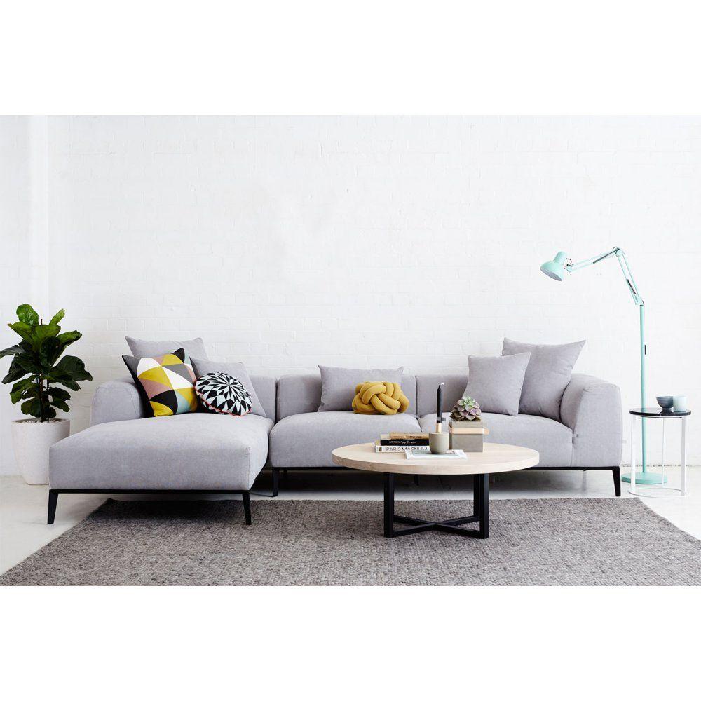 The Danielle Grey Fabric Modular Sofa Urban Couture Designer Homewares Furniture Online Sofa Furniture Furniture Home Decor