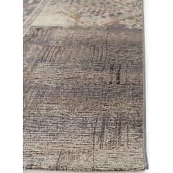 Photo of benuta Plus indoor & outdoor rug Artis anthracite 120×180 cm – for balcony, terrace & garden benuta.d