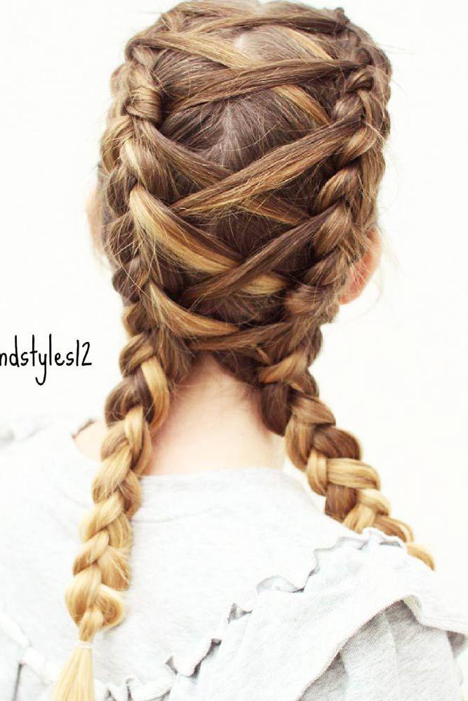 70 Cute And Creative Dutch Braid Ideas Lovehairstyles Com Braided Hairstyles Easy Hair Styles Easy Braids