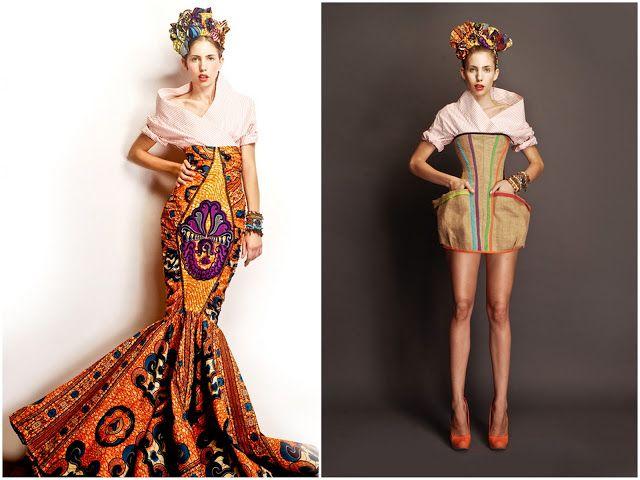 Designer : Stella Jean