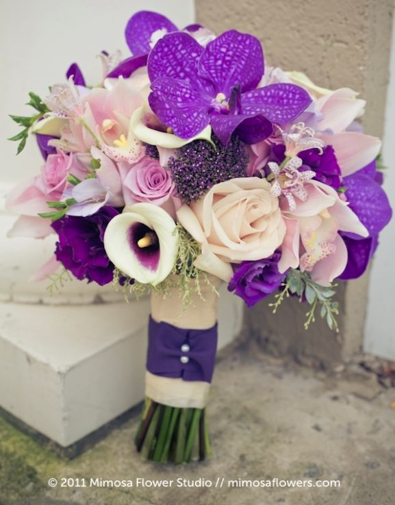lavender weddings in october | green and purple wedding theme Archives | Weddings Romantique