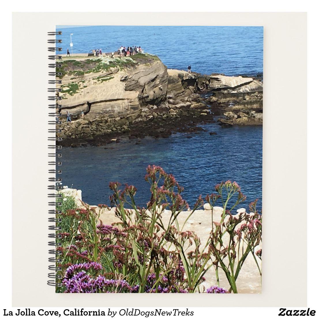La Jolla Cove California Planner