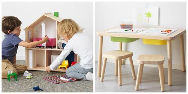 Kindermöbel ikea  IKEA FLISAT – die neue IKEA Kindermöbelkollektion | Ikea ...