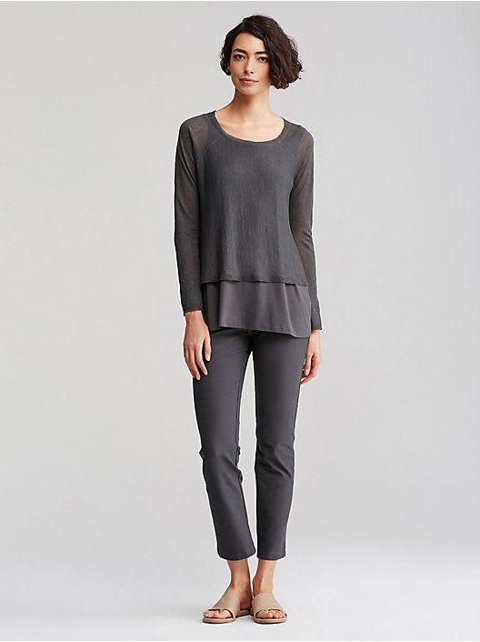 BARK Eileen Fisher | Spring 2018 Sewing ideas | Pinterest | Moda ...