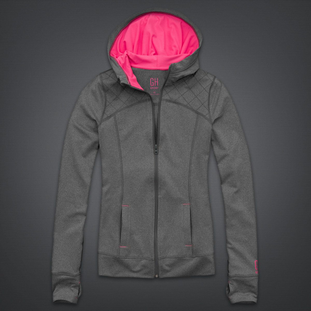 Womens Gh Sport Full-zip Jacket Fashion And Beauty Sports