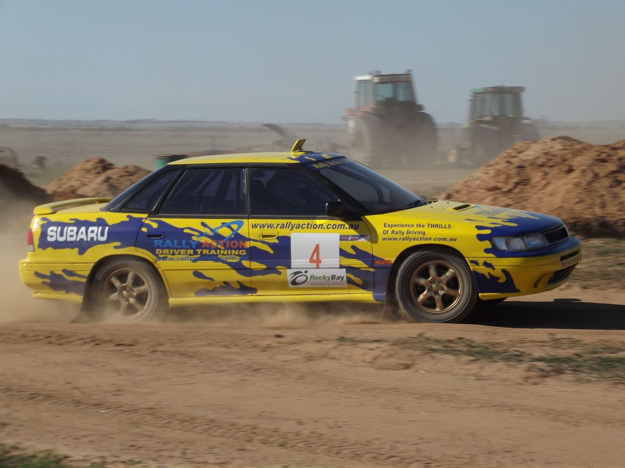 Subaru Legacy Rally Car   Classic Cars   Pinterest   Subaru legacy ...