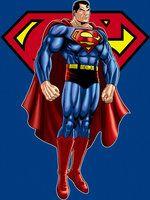 Classic Superman Variant by =Thuddleston on deviantART