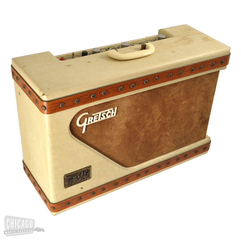GRETSCH Electromatic Roundup Amp 1961 | Chicago Music Exchange