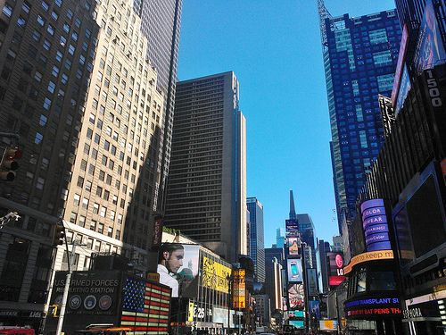 A New York Glimpse