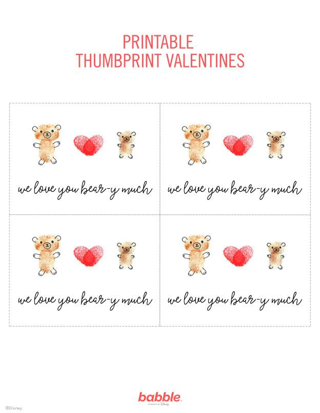 valentines valentine history crafts toddler babble generic hearts thumbprint boys spr ly craft