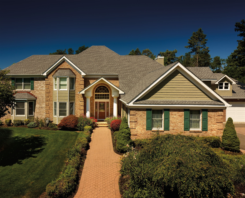 Best Gaf Timberline Ultra Hd Weathered Wood House 2 Jpg 3000 400 x 300