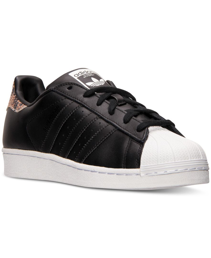 best service 65d7d 6a68f adidas Women s Superstar Casual Sneakers from Finish Line