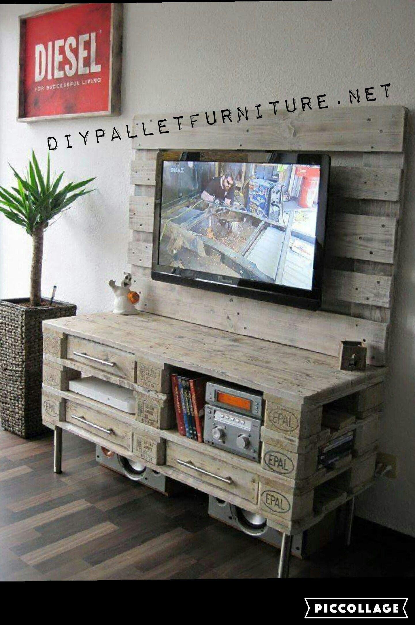 Grande meubles pour télévision