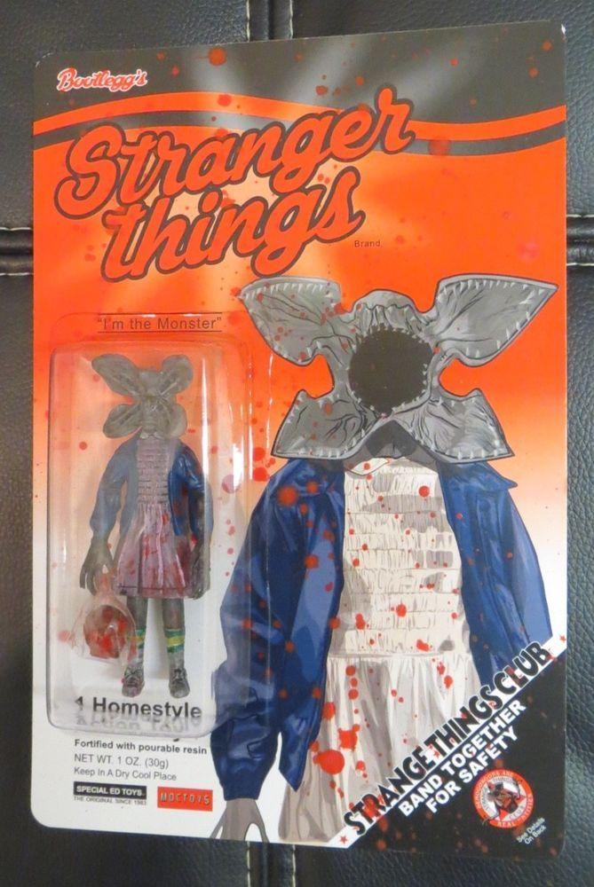 I'm The Monster Stranger Things Special Ed Toys Moctoys ...