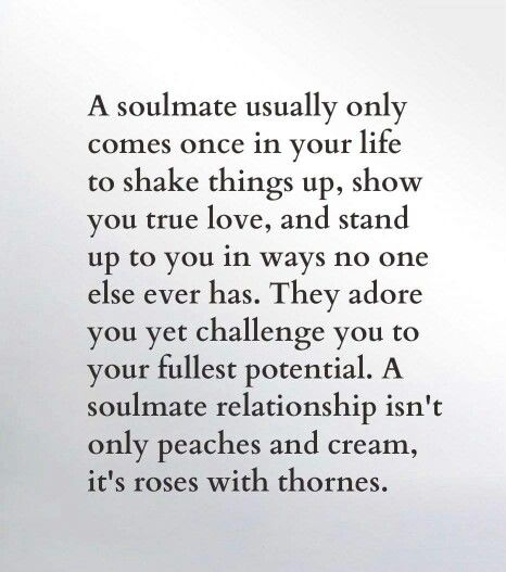 So true as me and my soulmate David Bryant have journeyed through ours together..