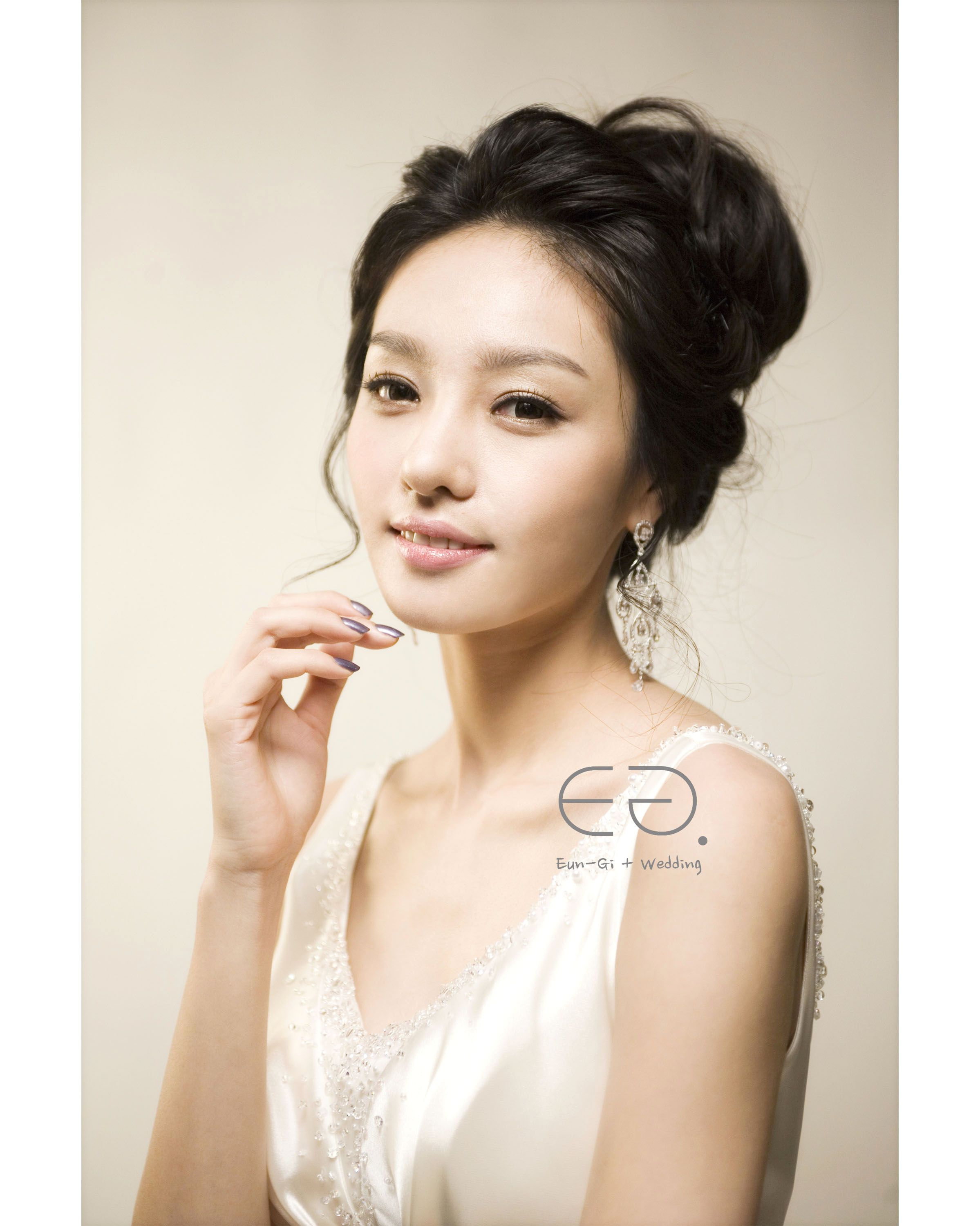 image result for korean bridal hairstyle | wedding | korean
